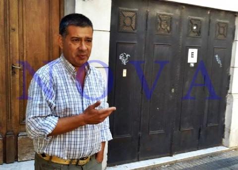 Un b�squeda con final feliz: encontraron con vida a Joaqu�n Silva en San Nicol�s. Julio Silva, padre de Joaqu�n, agradeci� a la comunidad por la solidaridad y ayuda recibida. (Foto: NOVA).