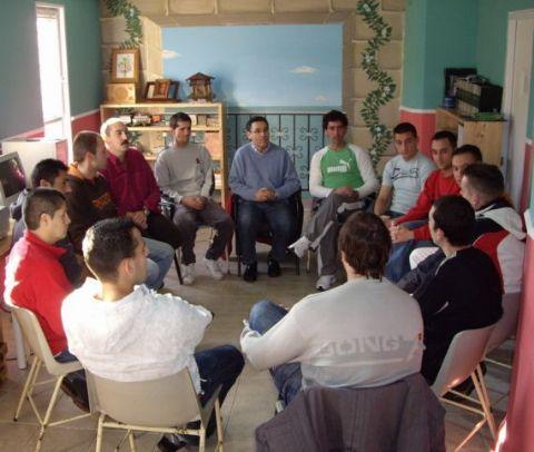 Terapia de grupo para jvenes Quorum Social