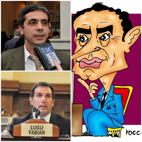 """Mientras """"tantea"""" el rumbo electoral a seguir, Bruera sondea a qu� """"soldados"""" bendecir para el 2015. Fabi�n Lugli y Santiago Martorelli, dos de los �preferidos�. Ninguno tracciona votos por s� mismo pero se convirtieron en �leales�"""
