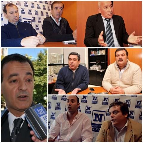 Ecos de disconformidad en la UCR: suenan candidatos y ya miran la pr�xima interna partidaria. En La Plata, el centenario partido se divide en storanismo, alfonsinismo e Integraci�n Radical (IR). Sergio Panella sigue haciendo juego propio.