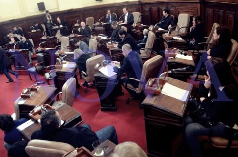 Otra sesi�n con reconocimientos y homenajes en el Concejo Deliberante. Un nuevo plenario se desarroll�, esta vez, sin grandes pol�micas ni chicanas. (Foto: archivo)