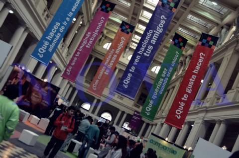 La Expo Universidad expresa la oferta de carreras m�s amplia y diversa de todo el pa�s. La edici�n 2014  de la Expo se realizar� desde el martes 30 de septiembre hasta el viernes 3 de octubre en el edificio emblem�tico de 7 y 50. (Foto: NOVA).