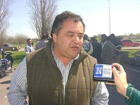 Forte, el gremialista de la lista de Arteaga que fij� domicilio en La Plata para poder ser concejal. Miguel Forte, referente moyanista en La Plata. Quiere volver a ingresar al Concejo Deliberante.