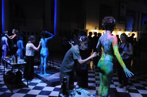 Se llev� a cabo el 1� Festival de Body Paiting Argentina en el Pasaje Dardo Rocha. Se llev� a cabo el 1� Festival de Body Painting Argentina (FIBOPA) en el Centro Cultural Pasaje Dardo Rocha.