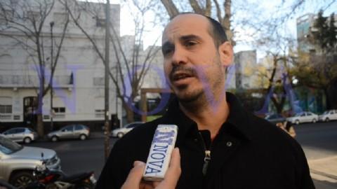 Gast�n Crespo, precandidato a intendente por el FAP, apuesta a escuchar la demanda vecinal. Gast�n Crespo, precandidato a intendente por el Frente Amplio Progresista (FAP). (Foto: NOVA).