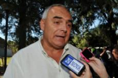 El presidente del Concejo Deliberante de Berisso y precandidato a intendente, �ngel Celi. (Foto: Yolanda Veloso).