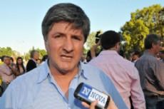 El presidente del Bloque del Frente Renovador en Ensenada, Walter Scheffer. (Foto: Yolanda Veloso).