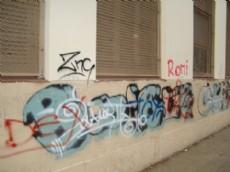 Para atenuar los hechos de vandalismo en la ciudad de las diagonales.