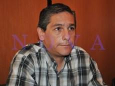 """Mart�n Rubio, presidente de Generaci�n para un Encuentro Nacional (GEN) La Plata, asegur� que """"la gesti�n de Pablo Bruera est� terminada"""". (Foto archivo: NOVA)."""