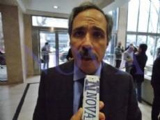 Jos� Arteaga, concejal massista y precandidato a intendente de La Plata por el Frente Renovador. (Foto archivo: NOVA)