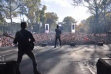 Axel hizo vibrar a una multitud en el Bosque.