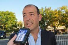 Sebasti�n Tangorra, autor del proyecto. (Foto archivo: NOVA)