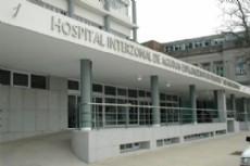 El beb� fue derivado al Hospital de Ni�os de La Plata.
