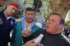 Sandro Javier Barrios, vecino de Los Hornos, denunci� connivencia entre narcos, polic�as y pol�ticos. (Foto: NOVA).