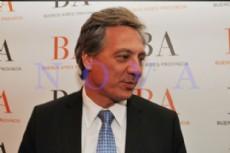 Iv�n Budassi, titular de ARBA. (Foto archivo: NOVA)