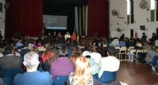 Berisso fue sede del encuentro regional de la propuesta �Parlamento Juvenil Bonaerense�.