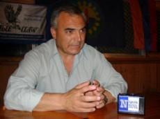 El precandidato a intendente de Berisso por el Frente Renovador, �ngel Celi. (Foto archivo: NOVA).