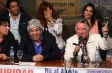 Moyano y Barrionuevo ser�n algunos de los que estar�n presentes. (Dibujo: NOVA)