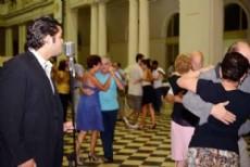Desde las 19 horas se brindar�n clases para nivel principiante, intermedio y tango escenario.