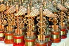 Los premios Caduceo se constituyen en un referente para los medios de la Provincia.