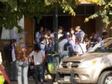Ausentismo y coronitas en colegios privados platenses. (Foto Archivo: NOVA).