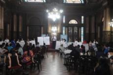 De la jornada participaron alrededor de 150 alumnos.