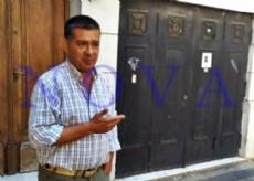 Julio Silva, padre de Joaqu�n, agradeci� a la comunidad por la solidaridad y ayuda recibida. (Foto: NOVA).