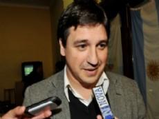 Gerardo Jazm�n, concejal del Frente Renovador. (Foto archivo: NOVA)