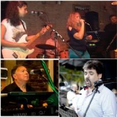 La banda de covers platense, liderada por Emilce Gonz�lez, brindar� un espect�culo especial junto a Rub�n Dar�o Mart�nez y Lucho Pesci.