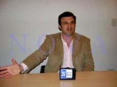 El abogado penalista y concejal Juan Pedro Ch�ves, perjudica a sus clientes para favorecer a los hermanos Bruera. (Foto: NOVA).