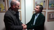 El Partido del Trabajo y la Equidad (PARTE), que tiene como principal responsable al doctor Alberto Fern�ndez, acord� apoyar la candidatura a intendente de la ciudad de La Plata de Marcelo Leguizam�n.