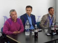 Las n�minas que encabezan Esteban Concia y Guillermo Gonz�lez confluir�n en la boleta del actual intendente de La Plata y aspirante a la reelecci�n, Pablo Buera. (Foto: NOVA).