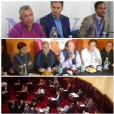 En la cuenta regresiva rumbo a las PASO, los diferentes frentes electorales arrojan novedades de campa�a.