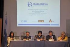 Lanzamiento oficial del programa �Huella H�drica y Sustentabilidad del Desarrollo�.