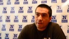 Jonathan Barros, concejal del FR de Berisso. (FOTO:ARCHIVO NOVA).