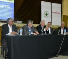 Encuentro Regional para la prevenci�n de riesgos del trabajo.