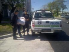 Tras varios meses de investigaci�n, los agentes de inteligencia dieron con un cargamento de coca�na y marihuana que era trasladado hacia las localidades de Ensenada y Berisso.