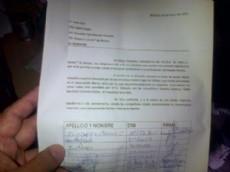 Los trabajadores presentaron un petitorio que contempla m�s de 100 firmas de empleados del Larra�n en el que solicitan una entrevista con el director del hospital.
