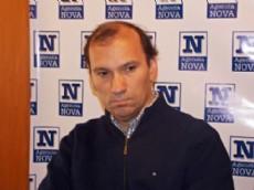 El presidente de la Junta Central de la UCR de La Plata, Marcelo Uriarte.