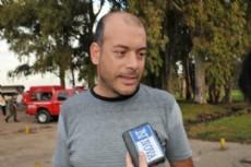 Sebasti�n Tangorra, concejal del Frente para la Victoria-Nacional y Popular. (Foto archivo: NOVA)