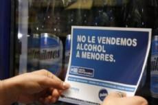 �Este proyecto de ordenanza s�lo perjudica a los que venden alcohol a los chicos, que son siempre los mismos, el resto de los comerciantes no se va a ver alcanzado�, remat� el funcionario local.
