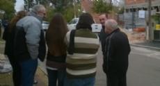 Oscar Vaudagna recorri� este s�bado, junto al candidato a Senador Alejandro Simonte y el candidato a Concejal Marcelo Moriconi, la localidad de Gonnet.