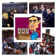 El cuerpo deliberativo cerr� las puertas por el 2014. �Satisfacci�n� del bruerismo y dispersi�n opositora.