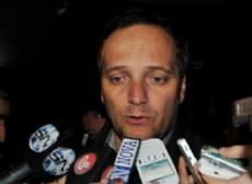 Javier Pacharotti, concejal del Frente Renovador y precandidato a intendente de La Plata.