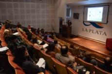 Reuni�n de la Red de Estudios Ambientales La Plata (REALP) del CONICET.