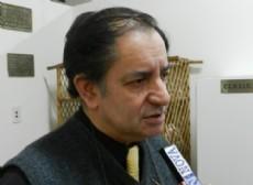 El referente local del centro cultural Padre Mugica, Alcides Aguirre. (Foto archivo: NOVA)