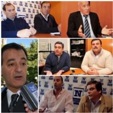 En La Plata, el centenario partido se divide en storanismo, alfonsinismo e Integraci�n Radical (IR). Sergio Panella sigue haciendo juego propio.