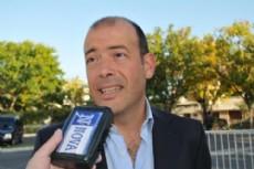 Sebasti�n Tangorra, director Ejecutivo del ICP, adelant� que la propuesta si bien apunta a  analizar el fen�meno de las inundaciones desde una mirada global. (Foto archivo: NOVA).