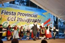 Se viene la �37� Fiesta Provincial del Inmigrante� en Berisso.