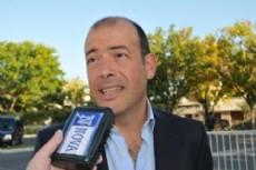 Sebasti�n Tangorra, concejal kirchnerista. (Foto archivo: NOVA)